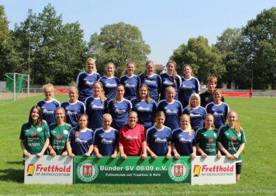 Frauenmannschaft